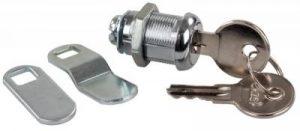Standard Compartment Thumb Lock