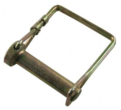 JR Products 01174 Small Coupler Lock Pin with Pin Saver