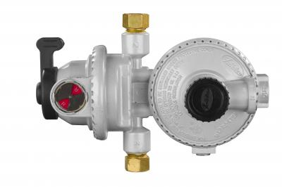 JR Products 07-30365 Low Pressure Two-Stage LP Gas Regulator