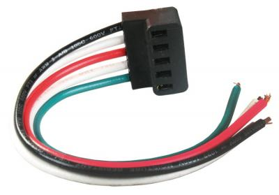 Use with 13955 Switch JR Products 13961 In-Line Switch Wiring Harness