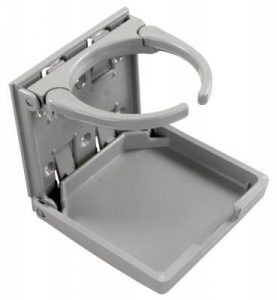 Gray Cup Holder