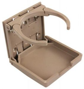 Tan Cup Holder
