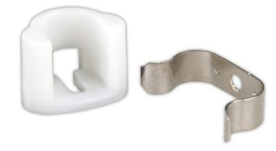 Pack of 2 JR Products 70265 Side Mount Magnetic Catch,