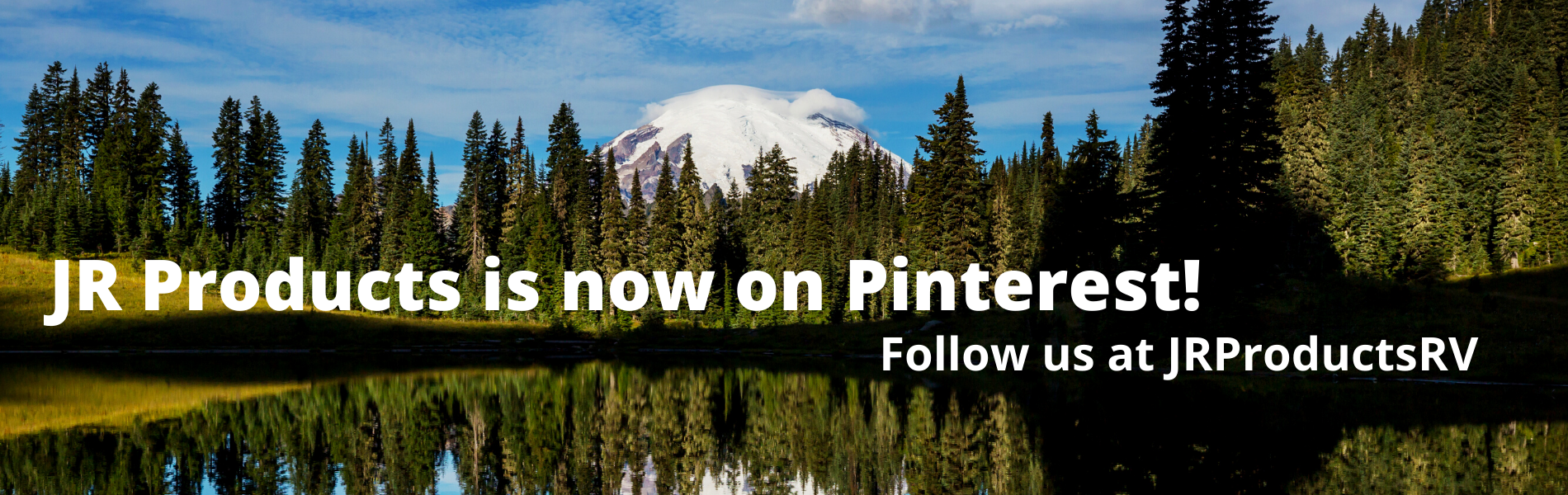 JR Products is now on Pinterest!